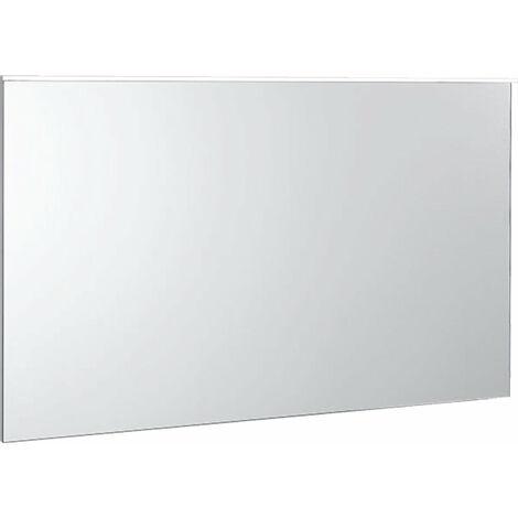 Espejo de 2 focos Geberit Xeno con iluminación indirecta 500.519., 1200x710x55mm - 500.519.00.1