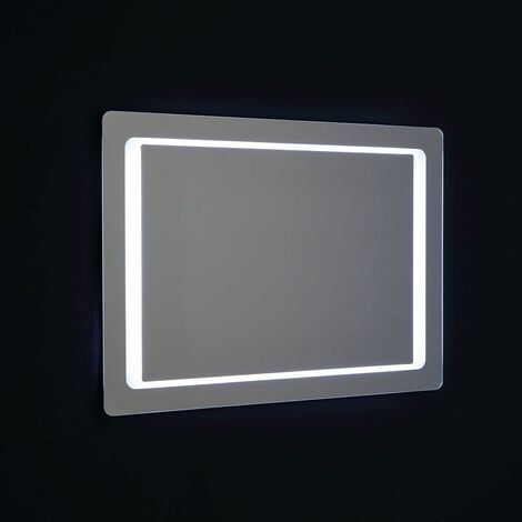 ESPEJO DE BAÑO RETROILUMINADO LED REVERSIBLE 100X70