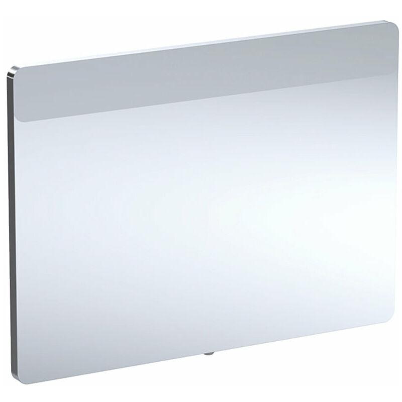 Keramag - Espejo de luz de la opción Geberit, iluminación superior, anchura 90cm, 819200000 - 819200000