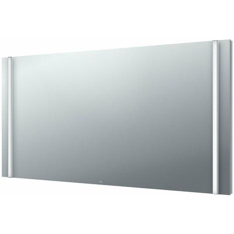 Espejo de luz Emco select, Espejo de luz LED select, 1200 x 610 mm - 449600087