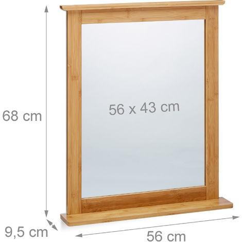 Dimensiones de espejo