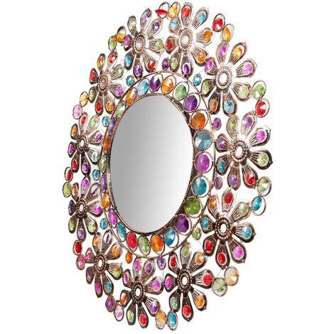 Espejo de pared de colgar diam.47 cm