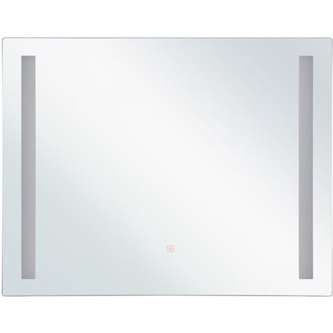 Espejo de pared LED 60x70 cm LIRAC