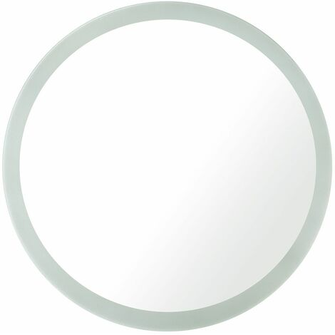 Espejo Decorativo LED con Interruptor Táctil Creta 15/35/55W Antivaho