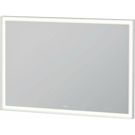 Espejo Duravit L-Cube con iluminación, anchura 1000mm, con módulo LED - LC738200000