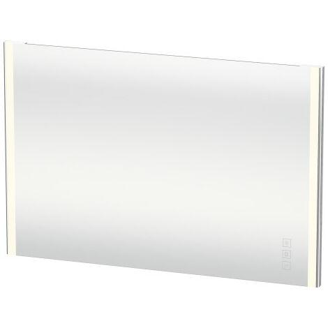 Espejo Duravit XSquare con iluminación LED 120,0x3,3 cm - XS701400000