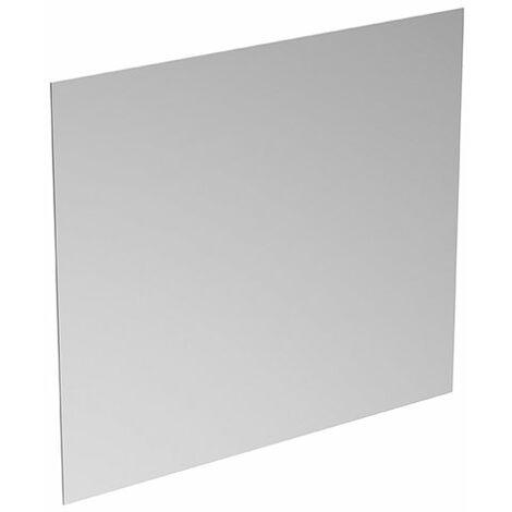 Espejo estándar ideal y espejo de luz T3336BH, luz ambiente de 4 lados 35W, 800 mm - T3336BH
