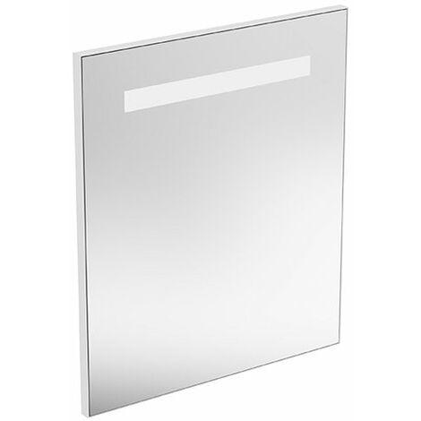 Espejo estándar ideal y espejo de luz T3340BH, con iluminación 30W, 600 mm - T3340BH