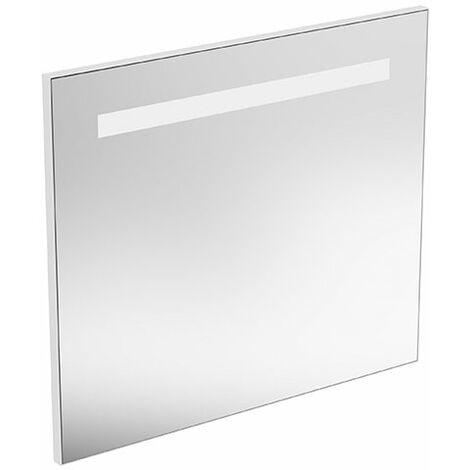 Espejo estándar ideal y espejo de luz T3342BH, con iluminación 30W, 800 mm - T3342BH