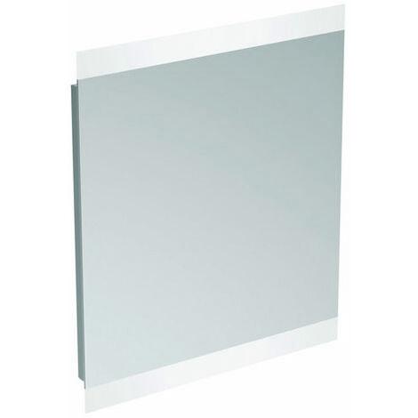 Espejo estándar ideal y espejo de luz T3346BH, luz ambiente de 2 lados 35W, 600 mm - T3346BH