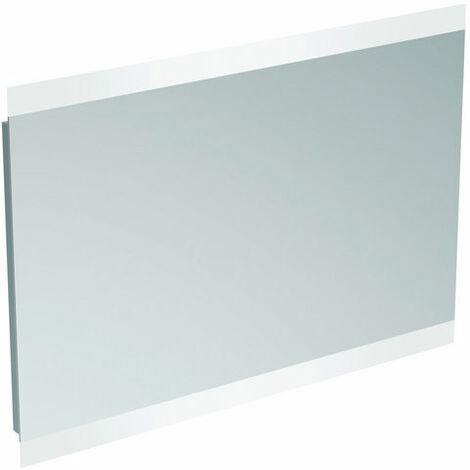 Espejo estándar ideal y espejo de luz T3348BH, luz ambiente de 2 lados 55W, 1000 mm - T3348BH