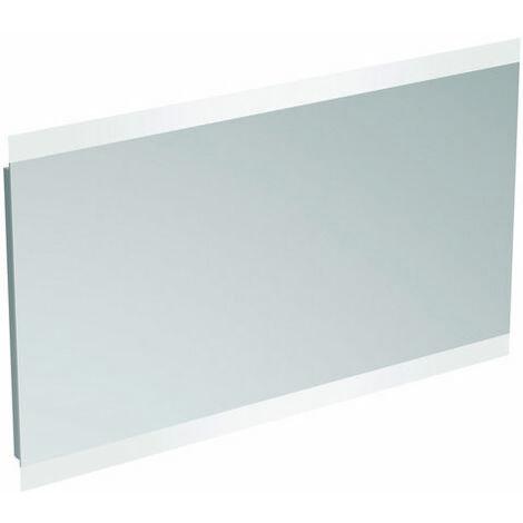 Espejo estándar ideal y espejo de luz T3349BH, luz ambiente de 2 lados 55W, 1200 mm - T3349BH