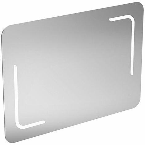 Espejo estándar ideal y espejo de luz T3352BH, con iluminación 55W, con luz ambiente en la parte inferior, 1000 mm - T3352BH