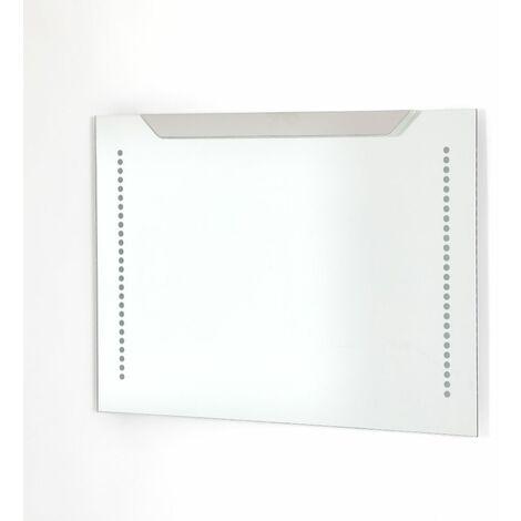 Espejo Hudson Reed Lomond 500 x 700mm 13W LED Baño con Sensor de Movimiento y Dispositivo Anti-condensación - IP44 Resistente al Agua