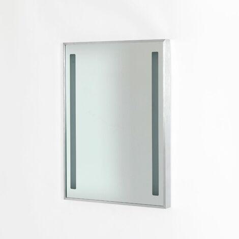 Espejo Hudson Reed Oahe 700 x 500mm 18W LED Baño con Sensor de Movimiento y Dispositivo Anti-condensación - IP44 Resistente al Agua