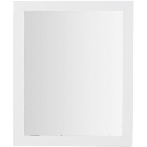 Espejo Junko blanco