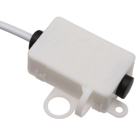 espejo LED frontal del gabinete espejo del bano de luz blanca 6000K 5W luz de longitud de 30cm