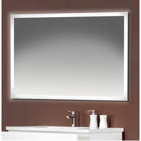 Espejo LED modelo ACTIVO rectangular 70 x 100 cm