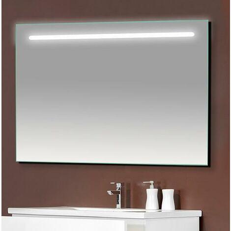 Espejo LED modelo ALTO rectangular 70 x 100 cm