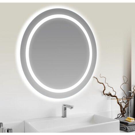 Espejo LED modelo EVO circular Ø65 cm