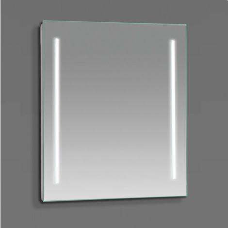 Espejo LED modelo FOCUS cuadrado 80 x 80 cm