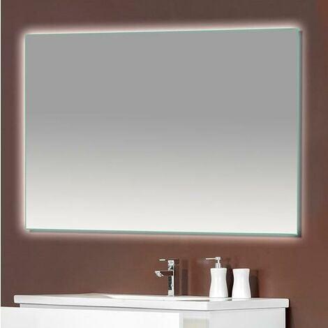 Espejo LED modelo SENSO rectangular 70 x 100 cm