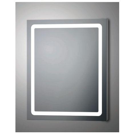 Espejo luz led para baño Innes 60 ancho x 80 alto
