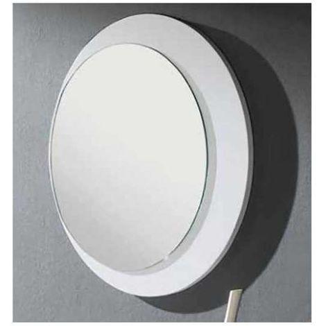 Espejo moderno redondo barato varios colores