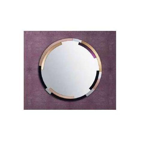 Espejo moderno redondo de 100 varios colores