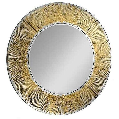 Espejo oro modelo AURORA de Schuller