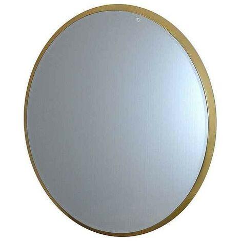 Espejo ovalado oro ARIES DE SCHULLER