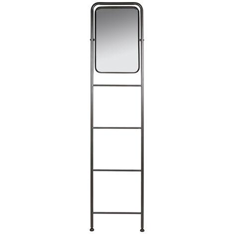 Espejo pared industrial 48x4x203 cm