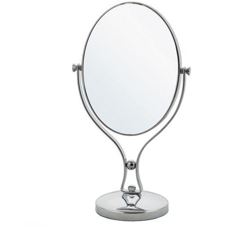 Espejo plateado VITRAC