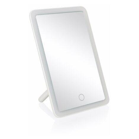 Espejo Portatil 135X205X33 Mm Smartwares Luz Led