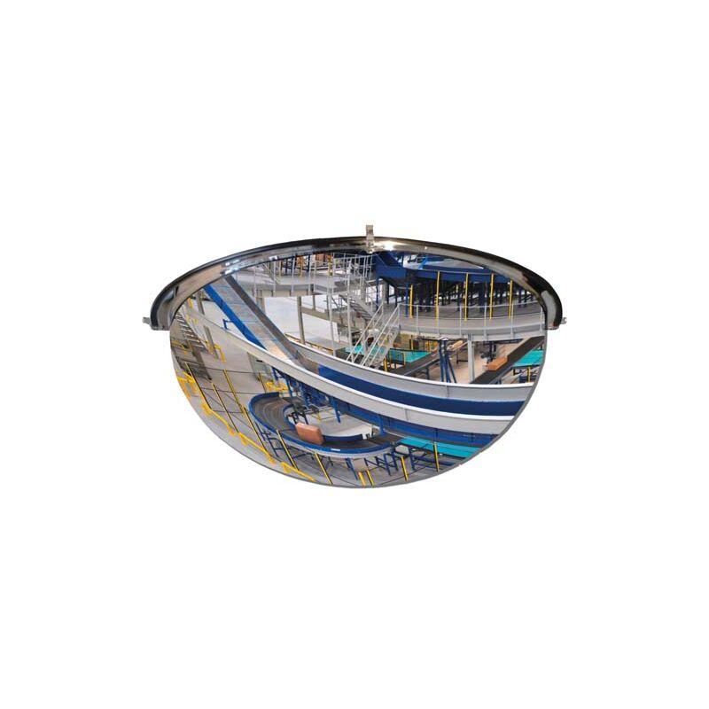 758136754 MS180 ESPEJO INTERIOR 650 MM. 180º - Metalworks