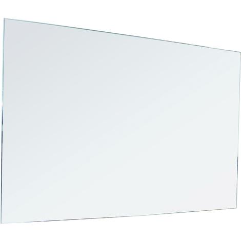 ESPEJO simple sin luz MODULO 120 Dimensiones : 120x80 cm - Aqua +