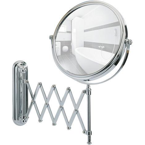 Espejo telescópico mural para cosmética Deluxe WENKO