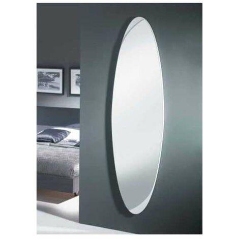 Espejo vestidor ovalado 23 colores a escoger
