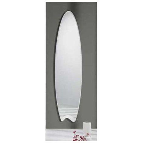 Espejo vestidor semi ovalado 23 colores a escoger