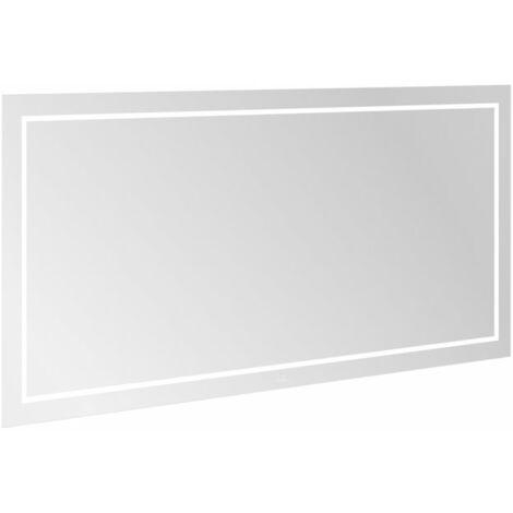 Espejo Villeroy & Boch Finion F60016, 1600 x 750 x 45 mm, con iluminación LED - F6001600