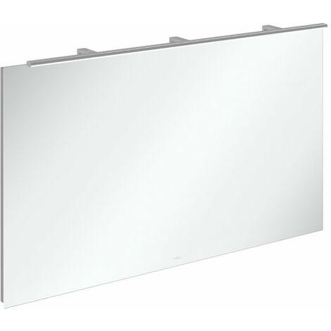 Espejo Villeroy & Boch More to See A40413, 1300 x 750 x 50/130 mm, con iluminación LED - A4041300