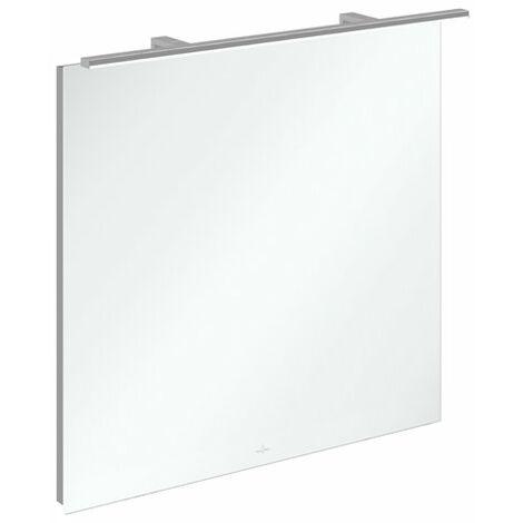 Espejo Villeroy & Boch More to See A40480, 800 x 750 x 50/130 mm, con iluminación LED - A4048000