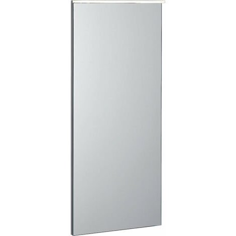Espejo Xeno 2 luces Geberit 500.520., 400x910x55mm - 500.520.00.1