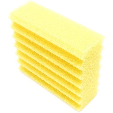 "main image of ""Esponja amarilla de repuesto biofiltro para estanque SunSun CBF-200T/CBF-200U/CBF-200"""