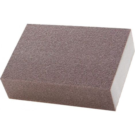 Esponja de lijado Grano 60 98x69x26mm FALK