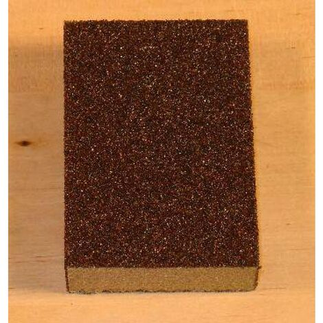 Esponja de lijar de grano medio Debray