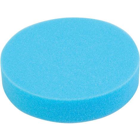 Esponja de pulido autoadherente 180 mm, media, azul - NEOFERR