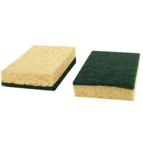 Esponja para fregar x 2