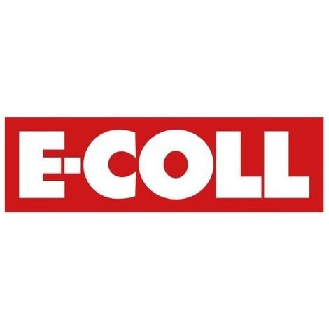 Espray primario de pulverización de color 400ml platino gris E-COLL (por 6)