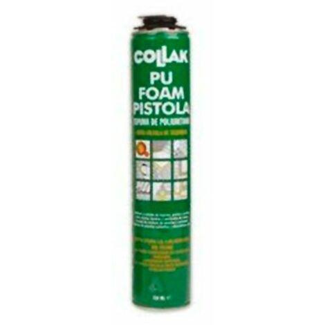 Espuma de poliuretano Foam para pistola 750ml de Collak